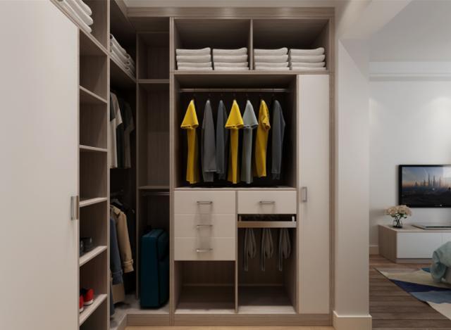 全屋定制衣柜都有这6个流程,你知道吗?