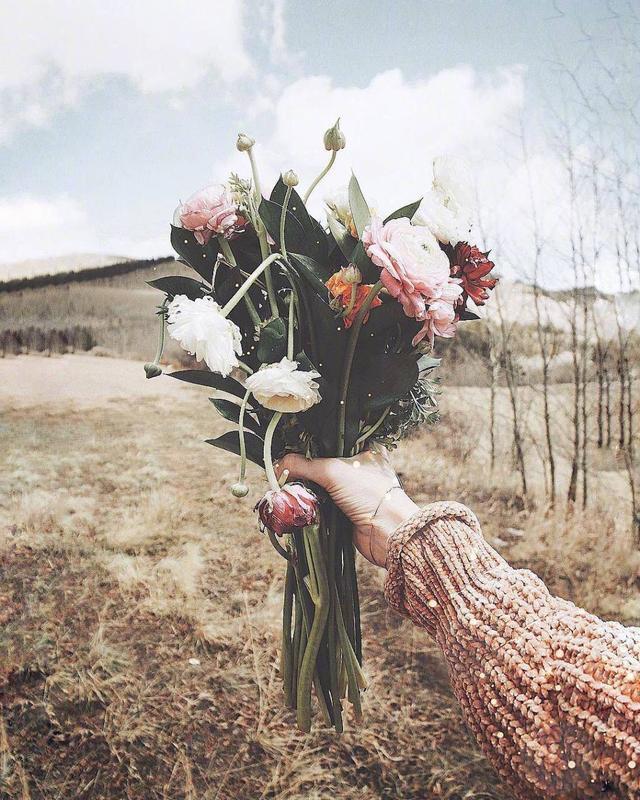 「花束头像」從明天起,不,從今天起,你的好運將會接踵而至魔方