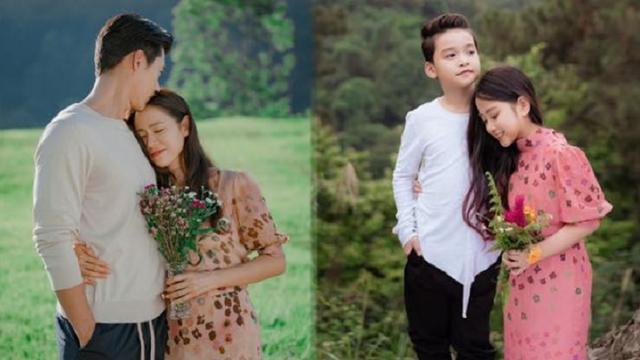 越南童星出演儿童版《爱的迫降》,道具用心场景还原再现名场面