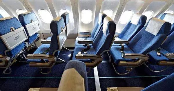 空客330座位分布圖
