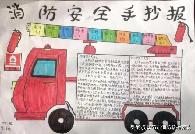 2020年119消防安全教育专题