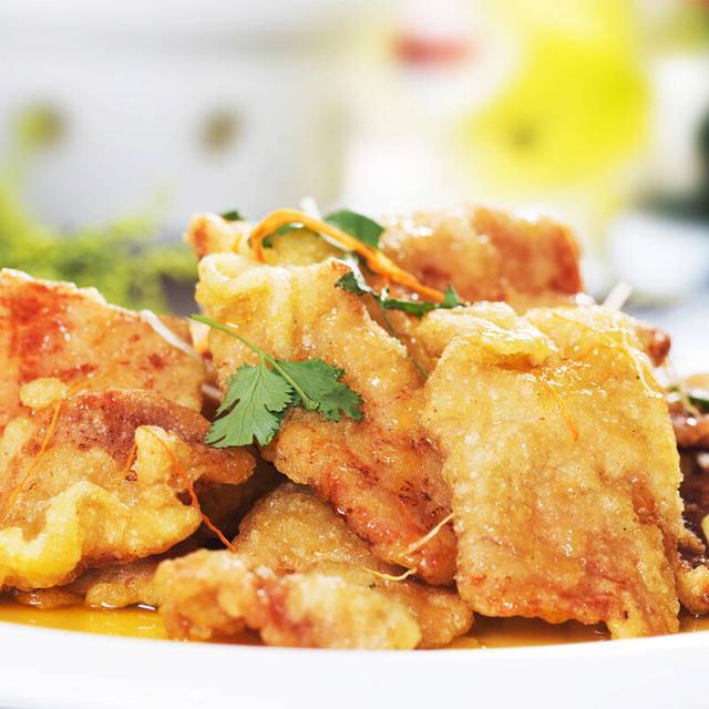 """哈尔滨人们心中最饱含深情""""锅爆肉""""!大人小孩都爱吃的一道美食"""