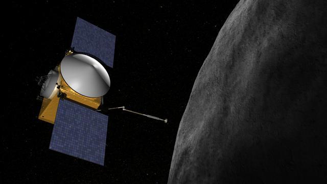 奥西里斯-REx探测器将第二次演练触碰小行星本努-第3张图片-IT新视野