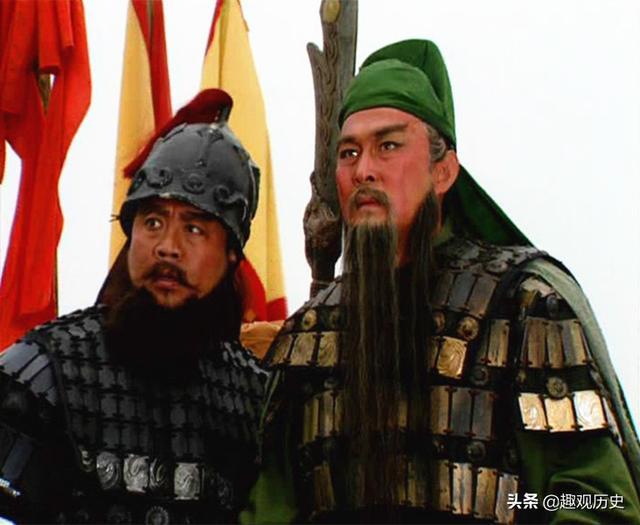 """东吴还是刘备——究竟是谁把""""武圣""""关羽一步一步推向了末路?"""