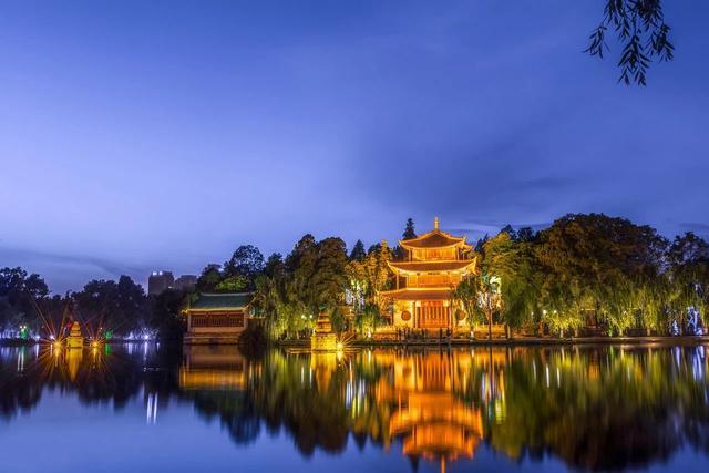 中国旅游景点