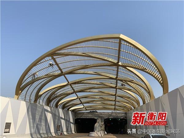 湘江衡阳段照片