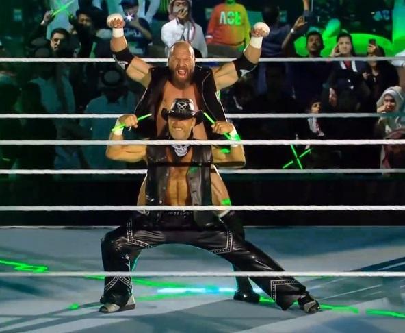 【WWE】毁灭兄弟VSDX