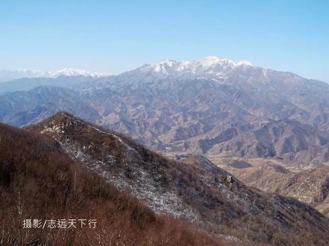 北京千灵山风景区