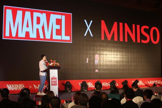 美国漫威卡通人物形象代理授权公司,名创优品与漫威开展官方合作 推出2000款漫威英雄周边产品