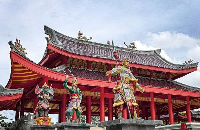 """全球唯一用""""太监""""名字取名的城市,中式风格浓郁,华人肃然起敬"""