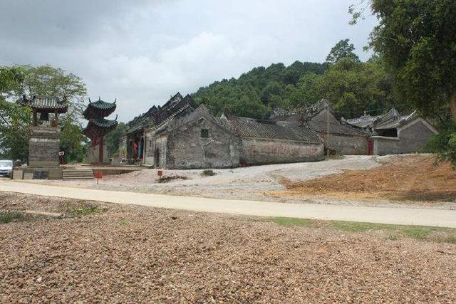 乌雷伏波庙:距今1940余年,东汉北方名将与南方小镇的历史情缘