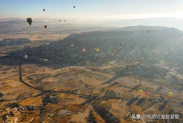 土耳其热气球高清壁纸