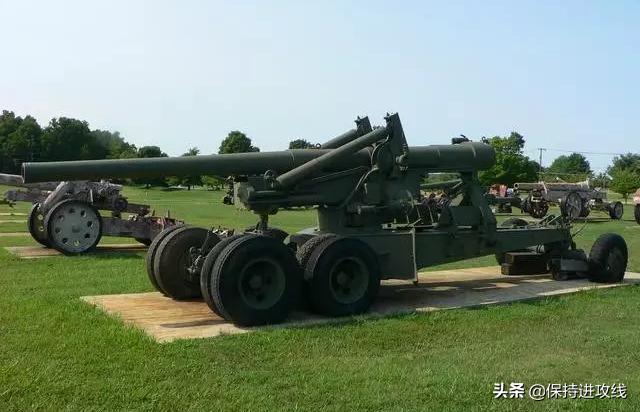 台军这种巨炮炮弹杀伤范围高达500米,将会是重要的打击目标