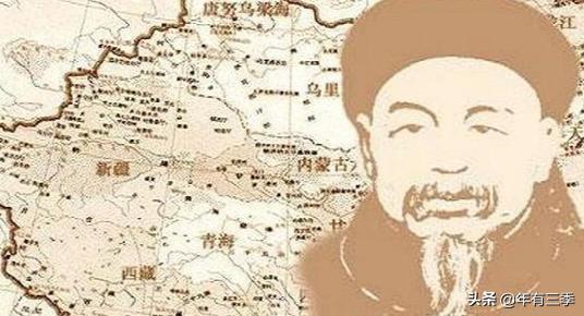 左宗棠收复新疆得到了哪些势力的支持?
