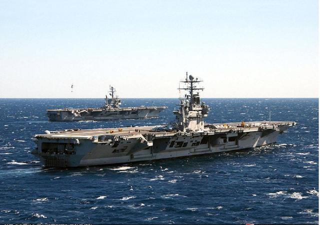 """从护航航母到两栖攻击舰,浅析美国海军三艘""""的黎波里""""号"""