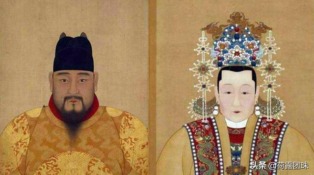 明朝皇后大婚服饰