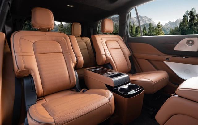 座位越少越高级?除了4座的MPV,这些6座的豪华SUV也不差