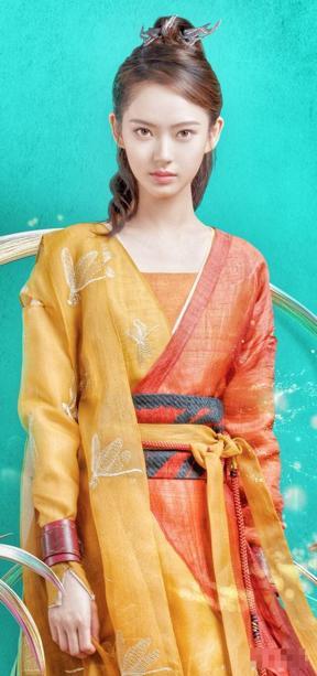 唐人新剧女主终于不是胡冰卿,审美在线,随便一个配角颜值都很高