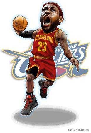 组图:网友制作的一组炫酷NBA球星漫画,字母哥詹皇很形象