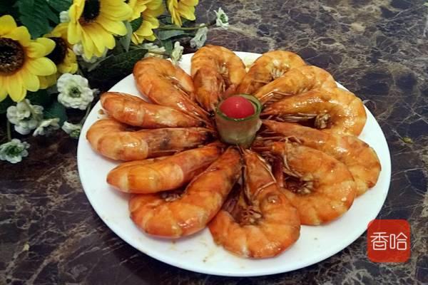 经典的红烧大虾做法,色香味俱全,每一口虾肉都很Q弹