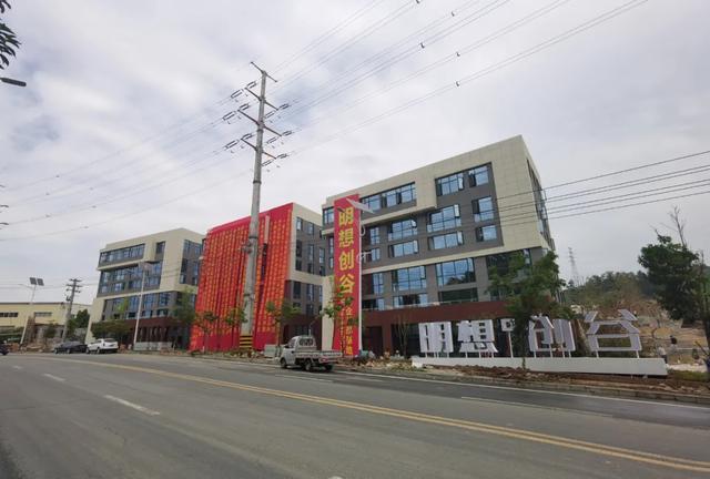 助力区域迭代升级|都市精英办公,便捷生活体验