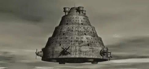 众神战车真的存在吗,6000年前真的存在飞船吗?