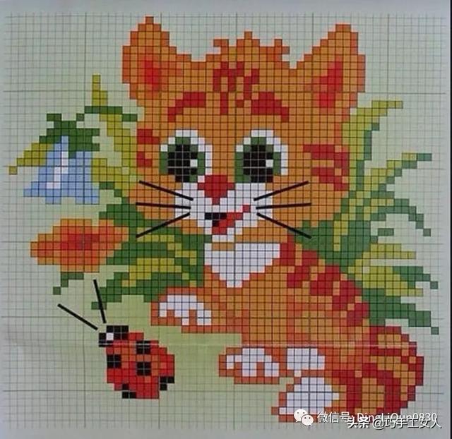 """太美了!100个用""""花瓣""""编织的成动物图案,看完整个心都静了"""