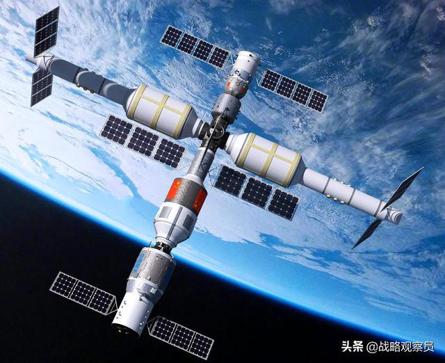 中国天宫2号即将焚毁!西方:中国空间站项目泡汤了_手机搜狐网