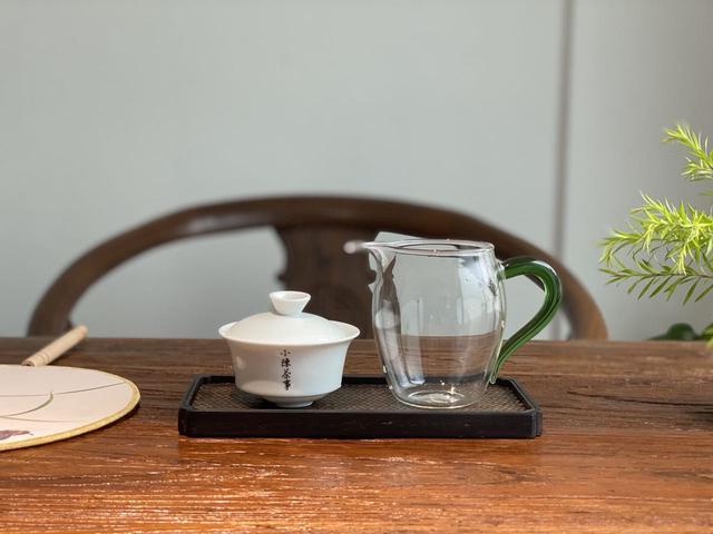 茶勺图片木制