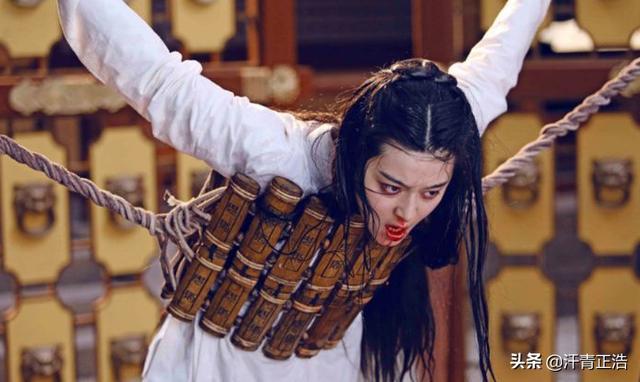 古代女子撕光内衣