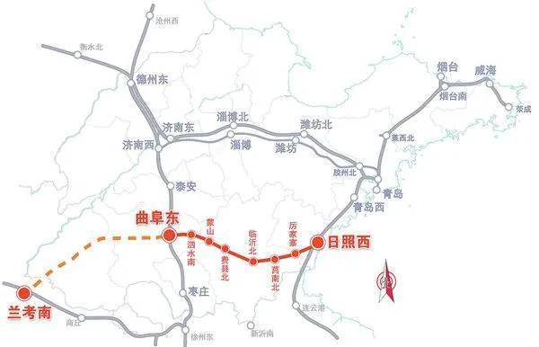 曲阜东到上海高铁票
