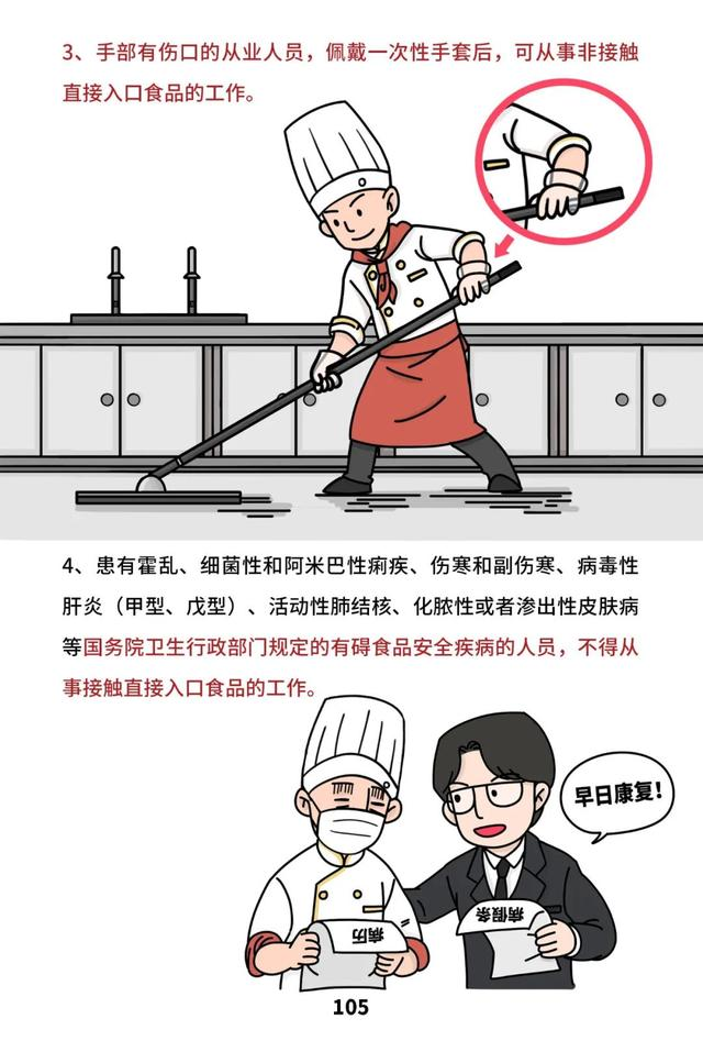 市场监管总局印发《餐饮服务食品安全操作规范宣传册》