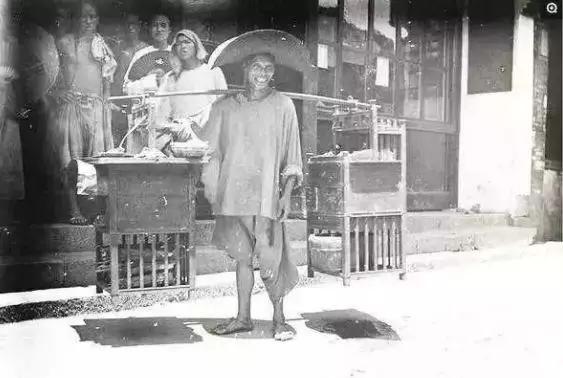 晚清罕见老照片:图五为光绪帝灵柩出殡的场景