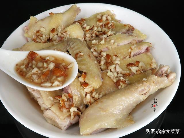 广东名菜:沙姜鸡,学会这种家常做法,味道比饭店师傅做的还好吃