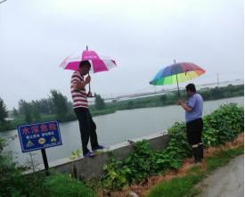 就算大雨让整个城市颠倒,他们也会给你拥抱!