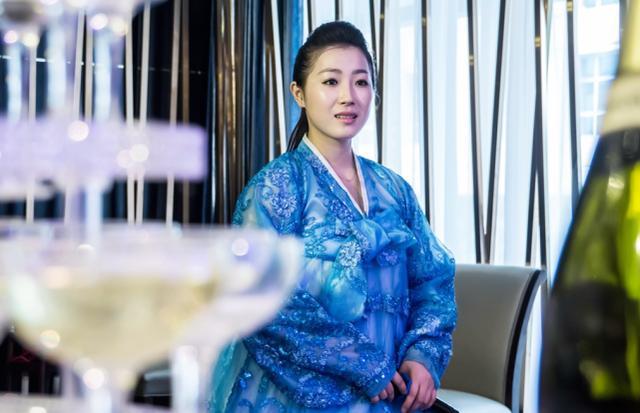 朝鲜的女人身高长相