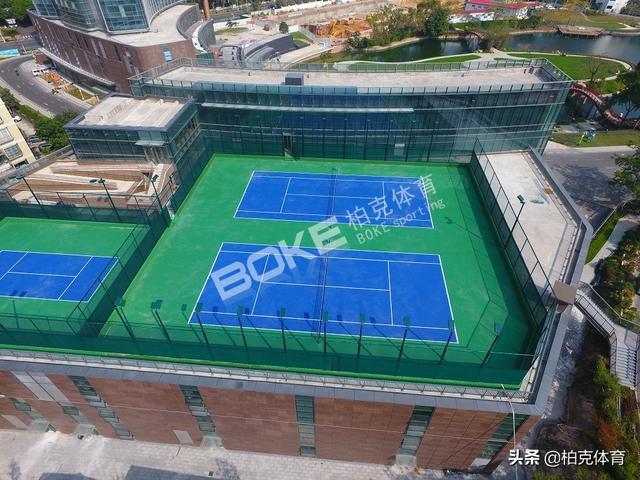 网球场尺寸