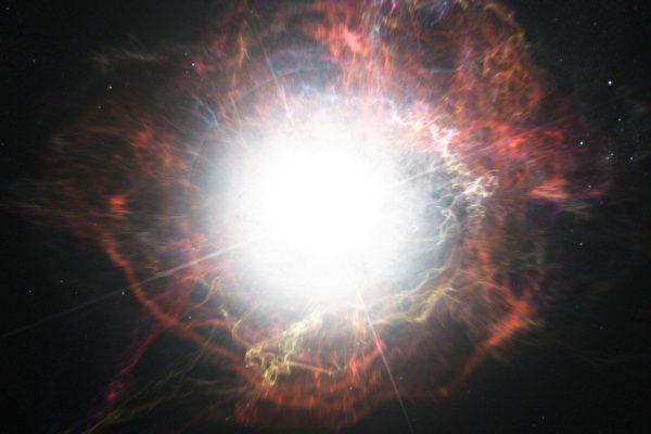 新型超新星爆炸后飞掠银河系-第2张图片-IT新视野