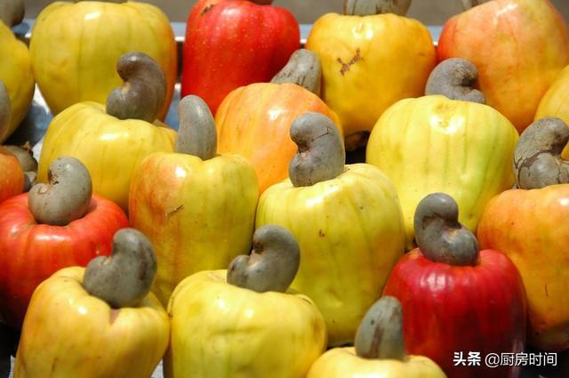 常见的坚果名称及图片