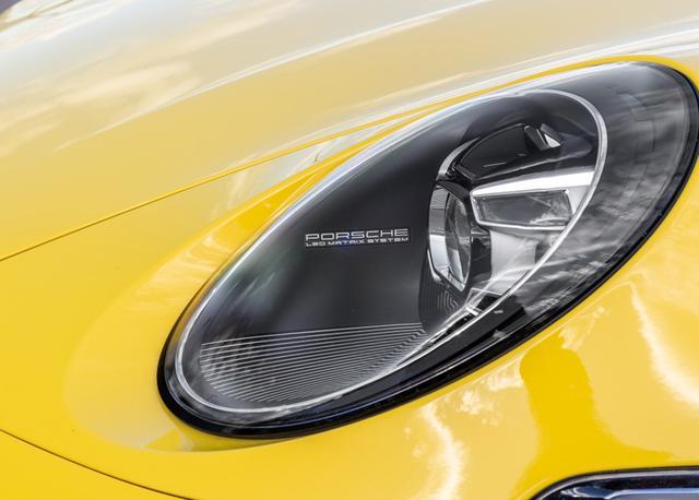 世界上独一无二的敞篷跑车——保时捷911 Targa