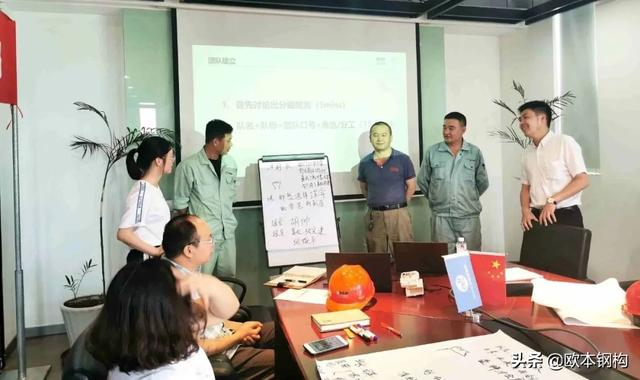 欧本工厂正式启动现场管理者赋能项目