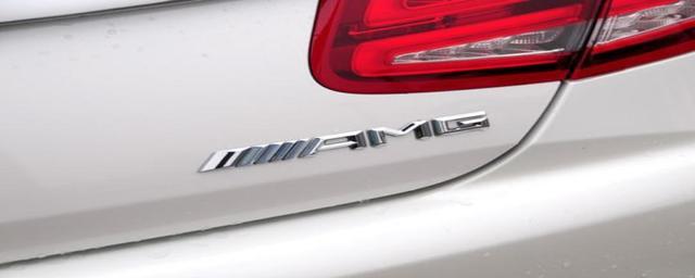 奔驰车后面AMG什么意思?
