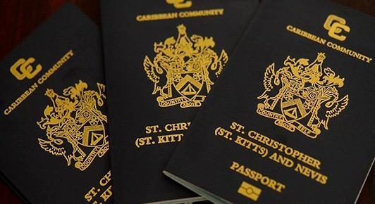 """圣基茨护照为何被英媒评为""""投资入籍指数""""全球热度第二"""