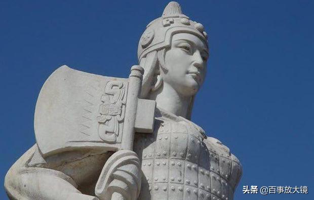 古代世界的5名被遗忘的女战士,两位出自中国