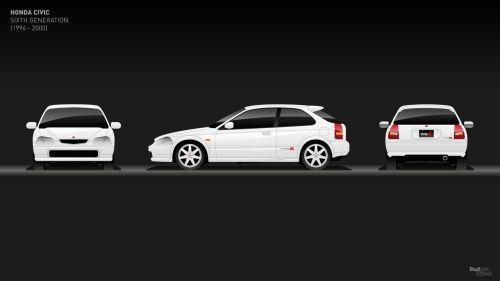东风Honda CIVIC(思域)即将登场,实力演绎最强两厢车型