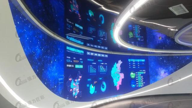 新基建大数据中心热潮之下 LED显示的大应用