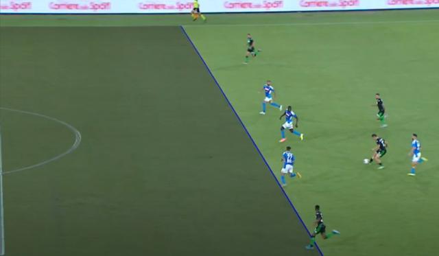 意甲神奇一幕:他们在0-1落后情况下连进4球,最终输了0-2