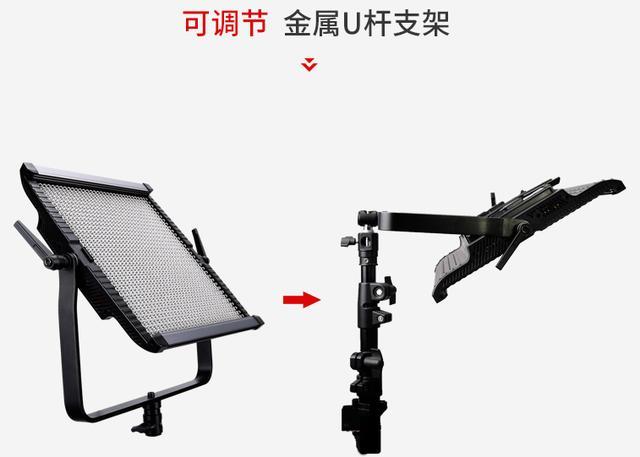 ED影视灯推荐,怎样选择LED影视平板灯?