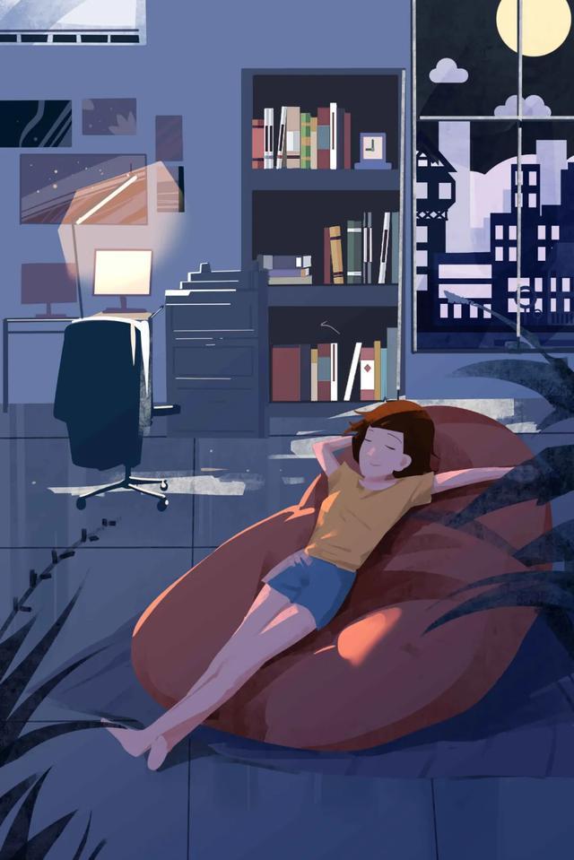 成年人不肯早睡,和孩子不肯听话,是一个道理