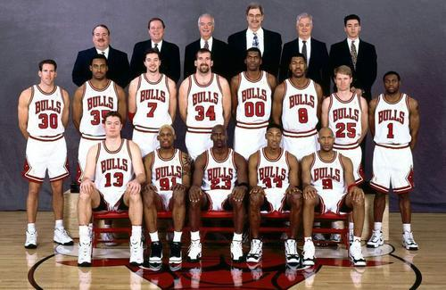 96年公牛取得72勝10負,他們輸的那10場,敗給了哪些球隊?-黑特籃球-NBA新聞影音圖片分享社區